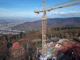 Berghotel,Königstuhl,Heidelberg,Scheidtweiler,Brauhaus,Bergbahn