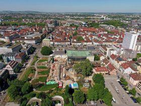 Parkhotel, Parkhotel Heilbronn, Heilbronn, Scheidtweiler, Küffner, Kilianskirche, Hafenmarktturm, Experimenta, HNV, HVV, Hotel