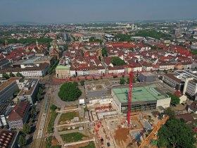 Parkhotel, Parkhotel Heilbronn, Harmonie, Küffner, Scheidtweiler, Allee, Heilbronn, Kilianskirche