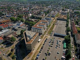 ZEAG Energie AG, Ärztehaus Südbahnhof, Ärztehaus, Südbahnhof Heilbronn