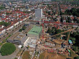 Parkhotel Heilbronn, Scheidtweiler, Küffner, Voltino, Harmonie, Stadtgarten, Heilbronn, Kilianskirche