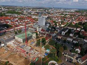 Parkhotel, Parkhotel Heilbronn, Küffner, Scheidtweiler, Voltino, Harmonie, Allee Heilbronn, Kilianskirche