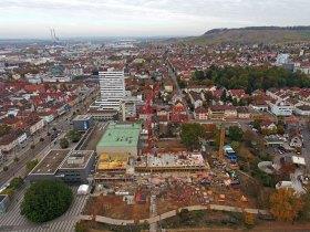 Parkhotel, Parkhotel Heilbronn, Harmonie, Harmonie Heilbronn, Küffner, Scheidtweiler, BuGa2019, Voltino, Wartberg, Volksbank Heilbronn