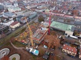 Parkhotel Heilbronn, Harmonie, Scheidtweiler, Voltino, Küffner, Harmonie Heilbronn, Stadtgarten Heilbronn