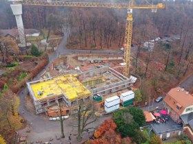 Königstuhl, Königstuhl Heidelberg, Berghotel, Berghotel Königstuhl, Scheidtweiler, Küffner, Bergbahn Heidelberg