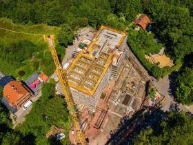 Scheidtweiler, Berghotel, Berghotel Königstuhl, Berghotel Heidelberg, Heidelberg, Berghotel Heidelberg, Berghotel Königstuhl, Bergbahn Heidelberg