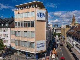 Kaufhaus Barthel,Barthel,Barthel Heilbronn,Kaufhaus Barthel Heilbronn,SER-Sanierung