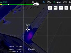 FSW LUFTBILDER,Wärmebild,Thermografie