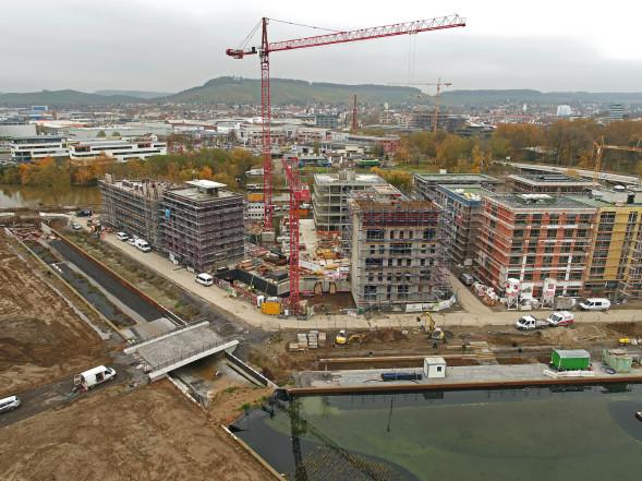 BuGa HN, Bundesgartenschau, Neckarbogen, Wohlgelegen, Heilbronn, Karlssee, Floßhafen