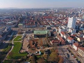 Heilbronn, Scheidtweiler, Küffner, Stadtgarten, Parkhotel, Harmonie