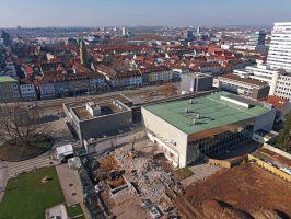 Heilbronn, Scheidtweiler, Küffner, Voltino, Harmonie, Stadtgarten, Parkhotel, Parkhotel Heilbronn
